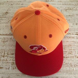 SnapBack Orange & Red Tampa Bay Buccaneers Hat